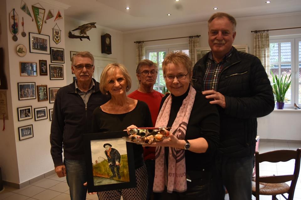 Künstlerinnen stellen im Heimathaus aus