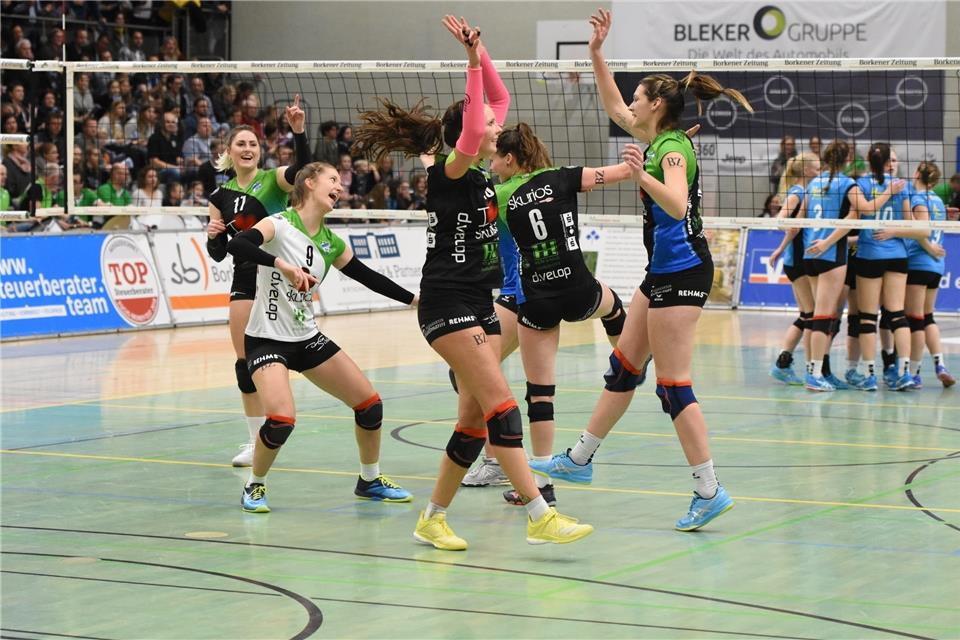 Live-Stream: Skurios Volleys gegen Volleyball-Team Hamburg