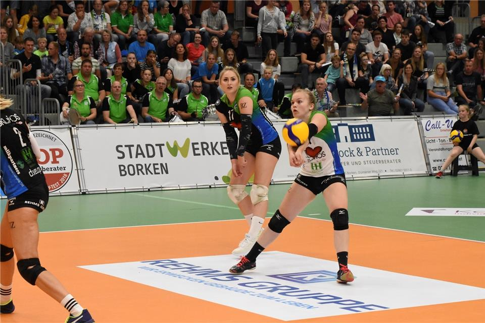 Live-Stream: Skurios Volleys gegen BSV Ostbevern