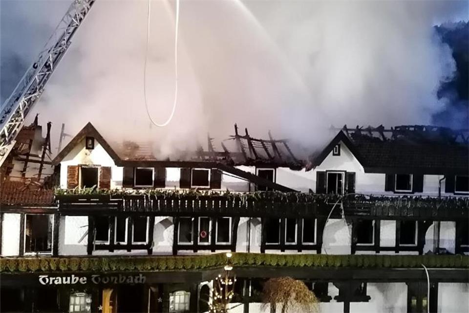 Wohlfahrt Schwarzwaldstube