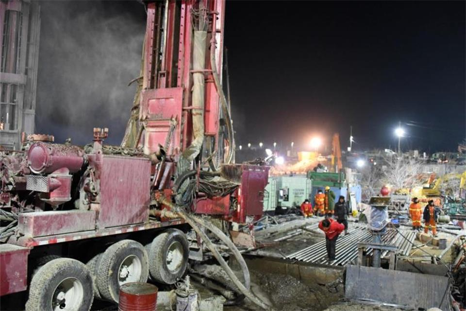 Neun Arbeiter tot aus chinesischer Goldmine geborgen