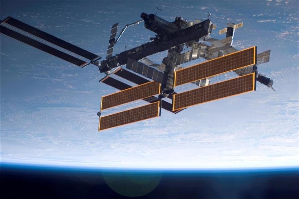 Alarm auf Internationaler Raumstation ISS ausgelöst
