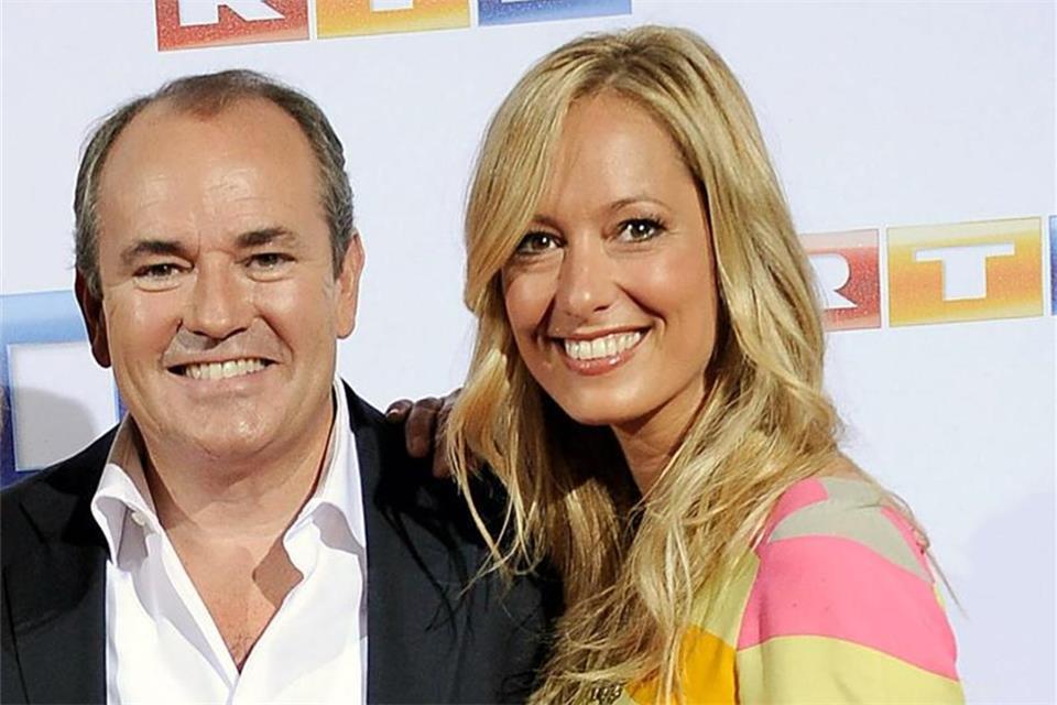 RTL-Moderatorin Angela Finger-Erben ist schwanger