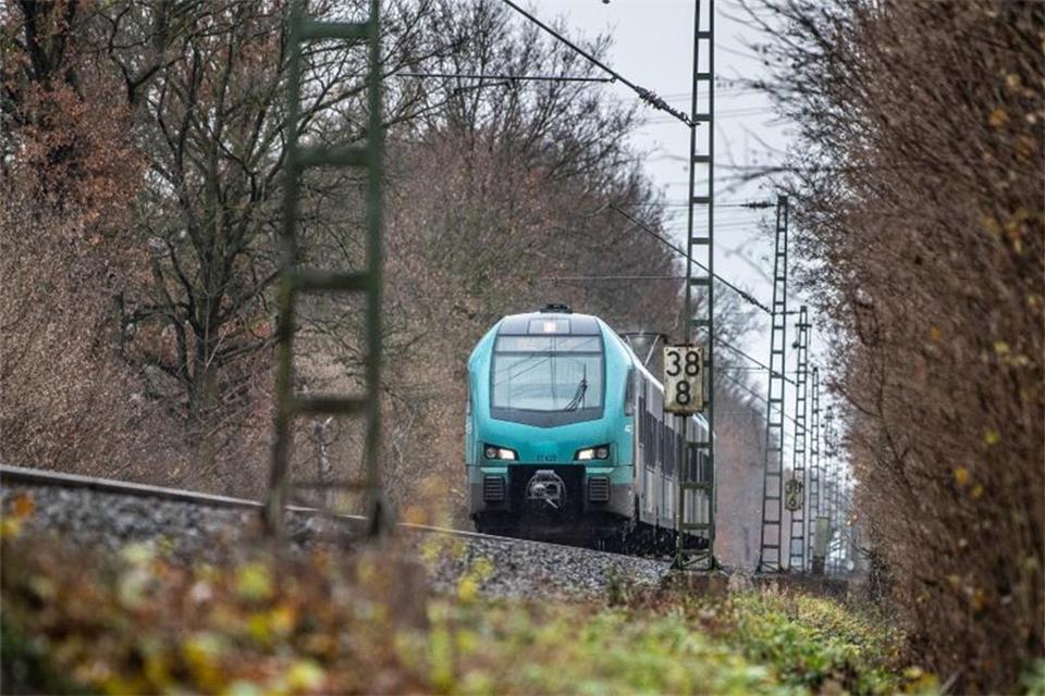 Bundesbahn Streik