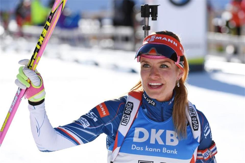 Spiel Biathlon