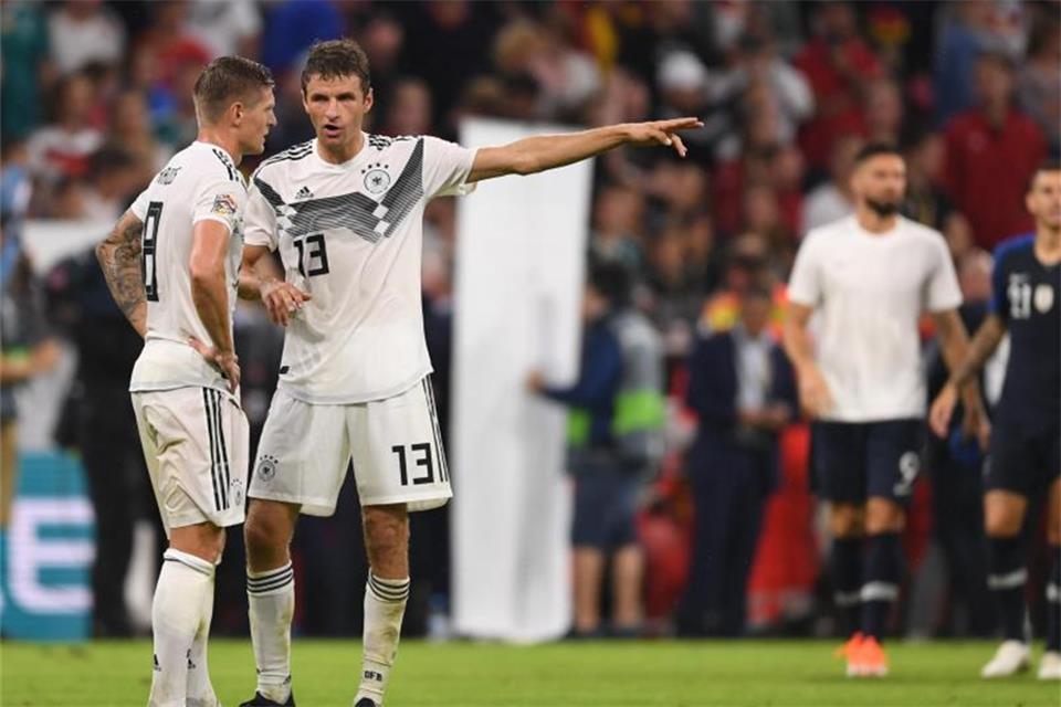 Deutschland Frankreich Spiel