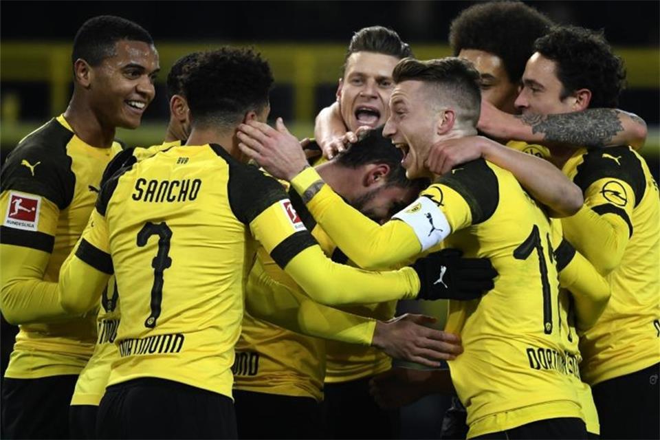 Bundesliga Tippspiel 2020/19