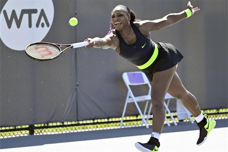 WTA Cincinnati: Serena Williams verliert nach klarer