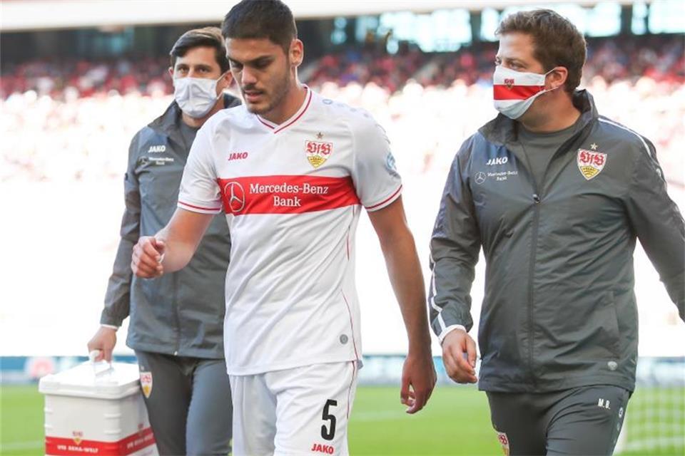 VfB-Profi Mavropanos eine Option - Matarazzo lobt Bayern