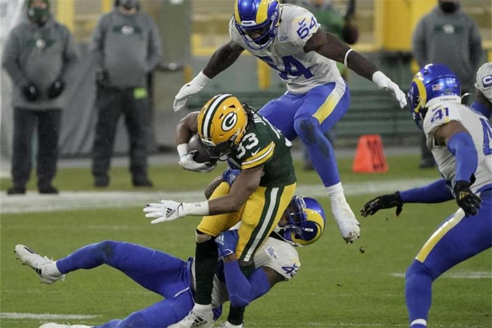 Green Bay Packers als erstes Team in Conference...
