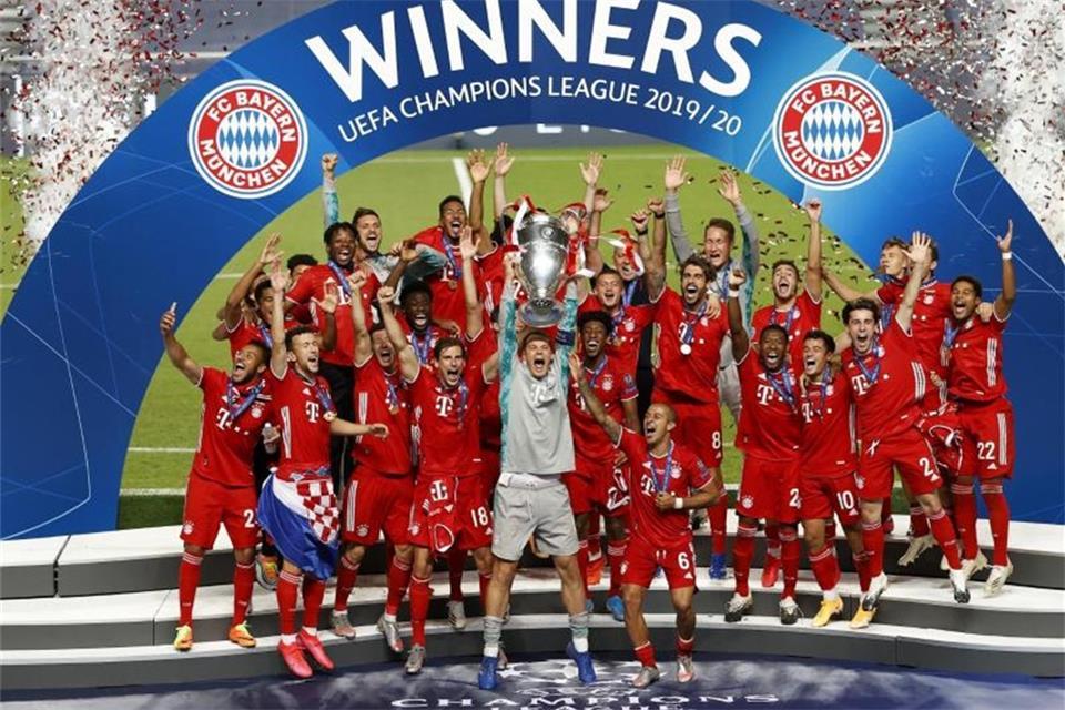 Geldrangliste: Vier Bundesligisten in Top 20