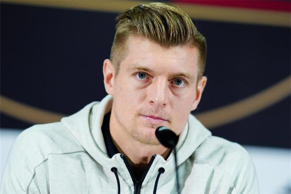 Toni Kroos Aktuelle Teams